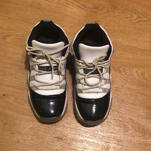 Jordan shoes use